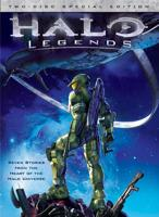 descargar Halo Legends