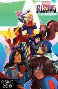 descargar Marvel Rising: Secret Warriors