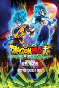 descargar Dragon Ball Super: Broly