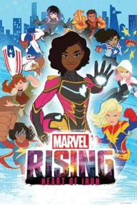 descargar Marvil Rising: Corazon de Hierro